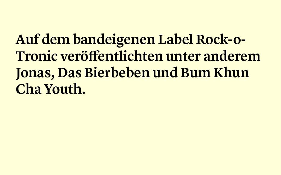 Faktum 61: Rock-o-Tronic