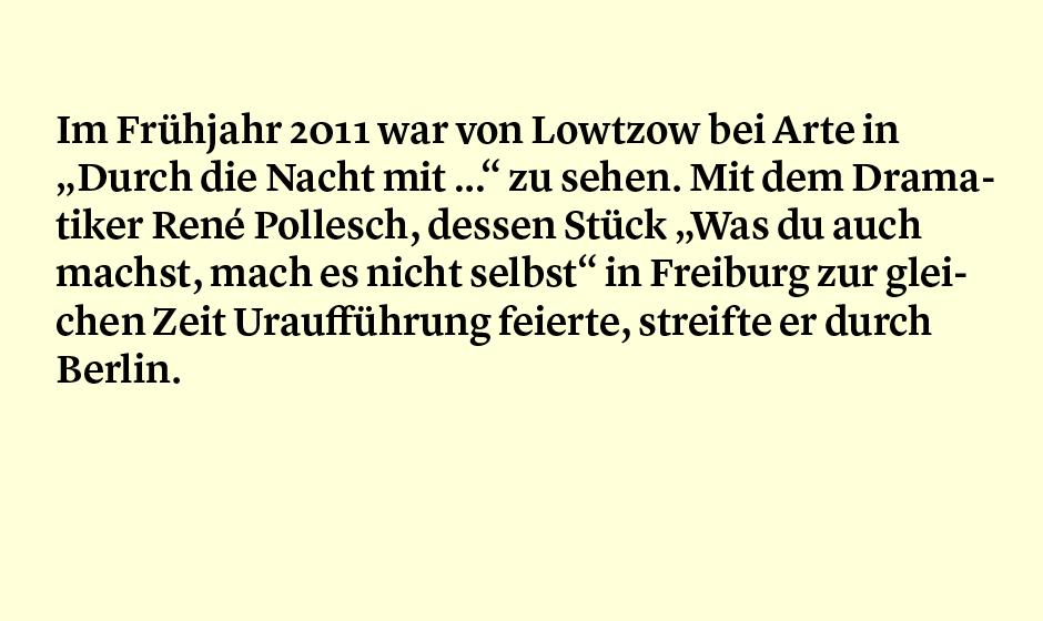 Faktum 98: Ren#e Pollesch