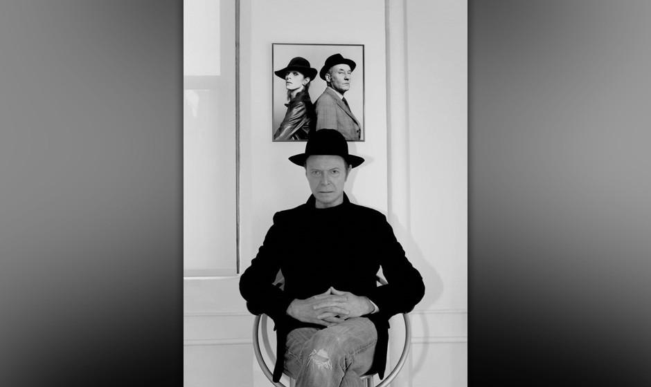 Mit seiner Comebacksingle stand David Bowie erstmals seit 20 Jahren wieder in den britischen Top Ten.