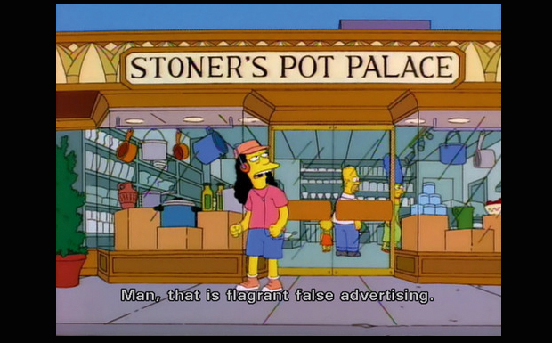 'Stoner's Pot Palace'