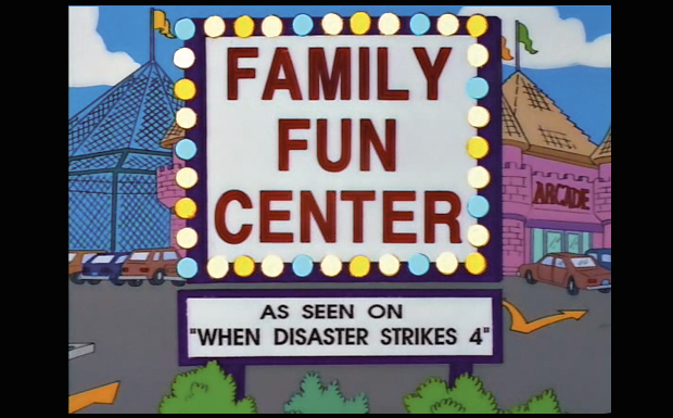 'Family Fun Center - as seen on 'When Desaster Strikes 4''
