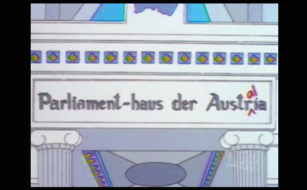 'Parliament-haus der Austr(al)ia'