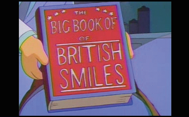 'The Big Book Of British Smiles'