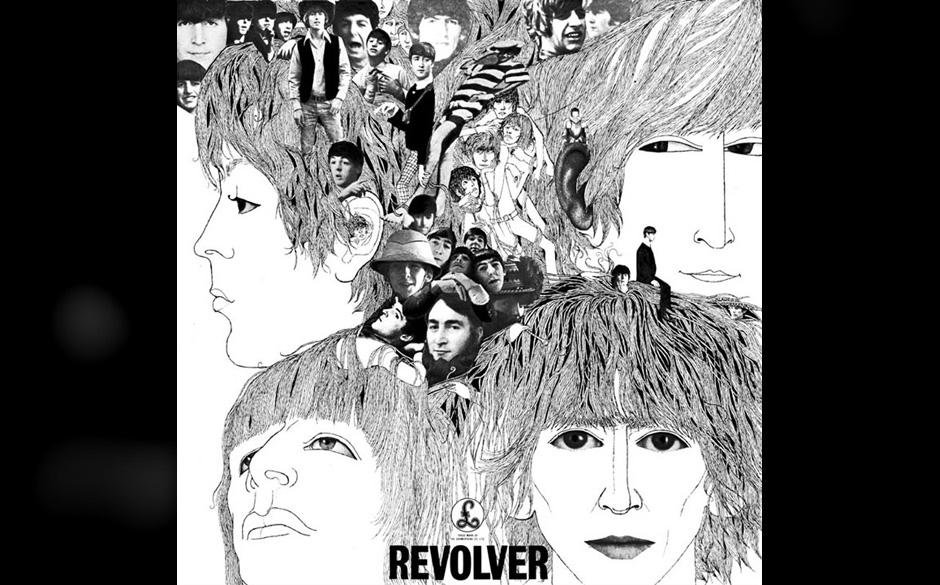 9. The Beatles — REVOLVER