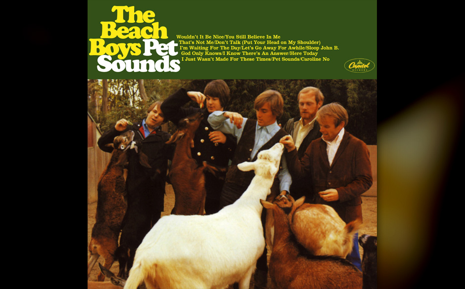10. The Beach Boys — PET SOUNDS