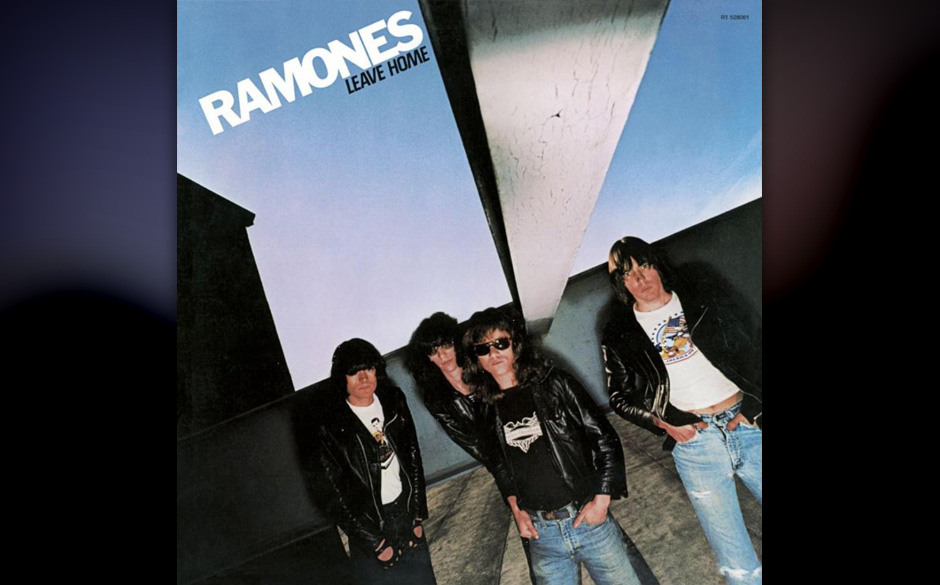 3. Ramones — LEAVE HOME