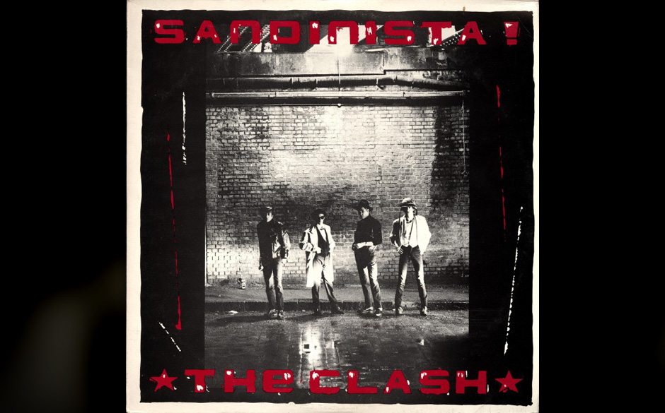 1. The Clash — SANDINISTA!