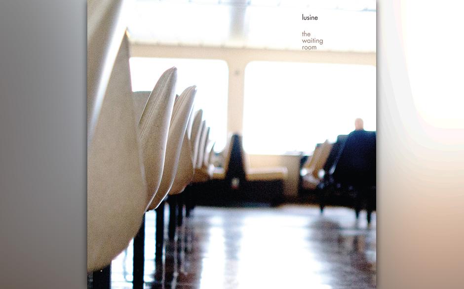 Lusine - WAITING ROOM