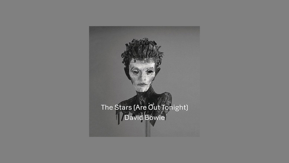 Cover der neuen Bowie-Single The Stars (Are out tonight)'