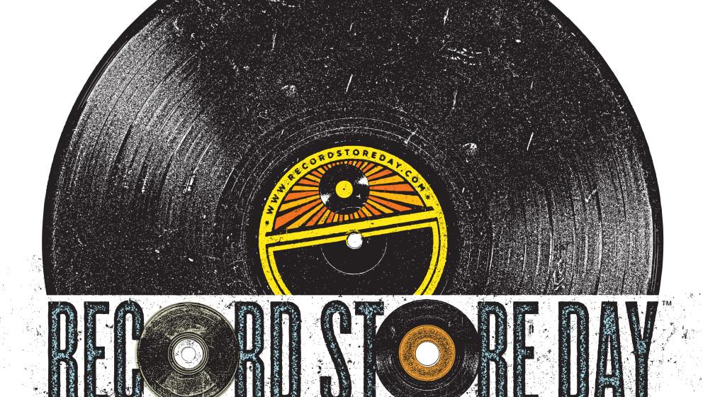 Record Store Day 2013- das Logo