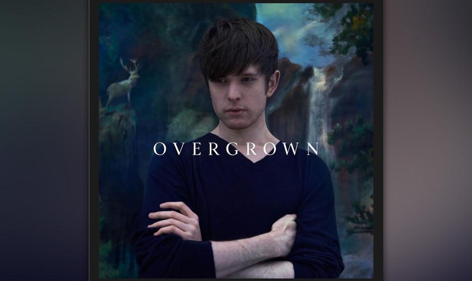 'OVERGROWN': So wird das Artwork von James Blakes neuem Album aussehen.