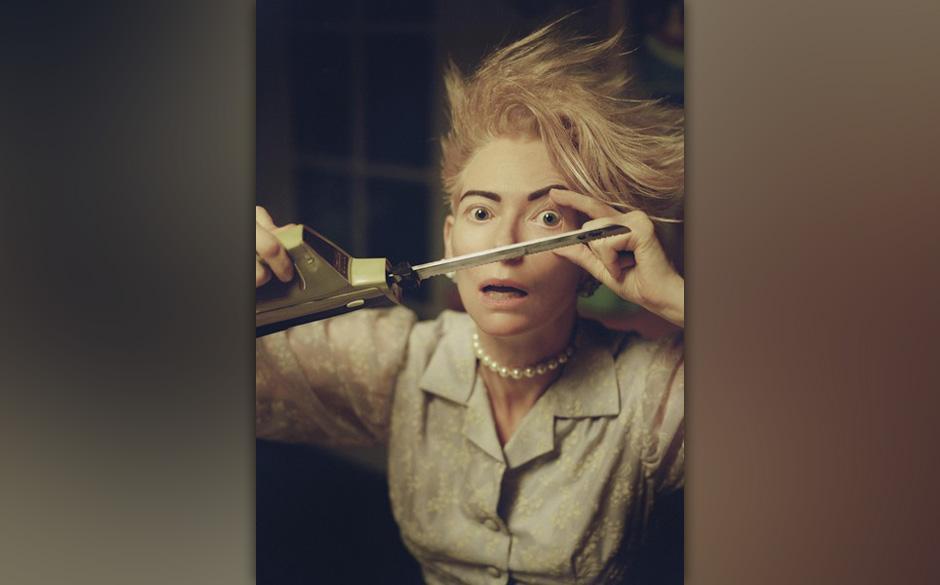 Tilda Swinton als wahnsinnige Hausfrau