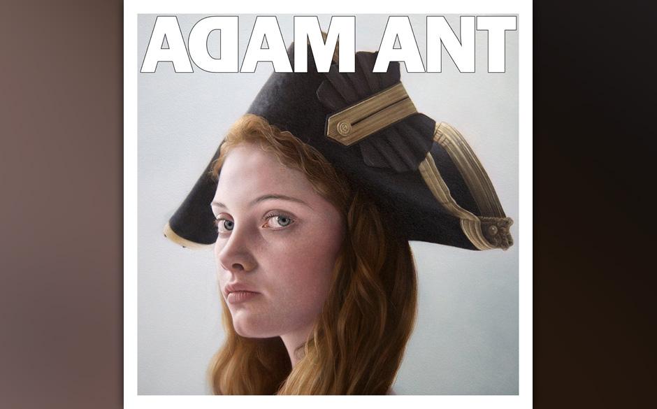 Adam Ant - Adam Ant Is The BlueBlack Hussar...