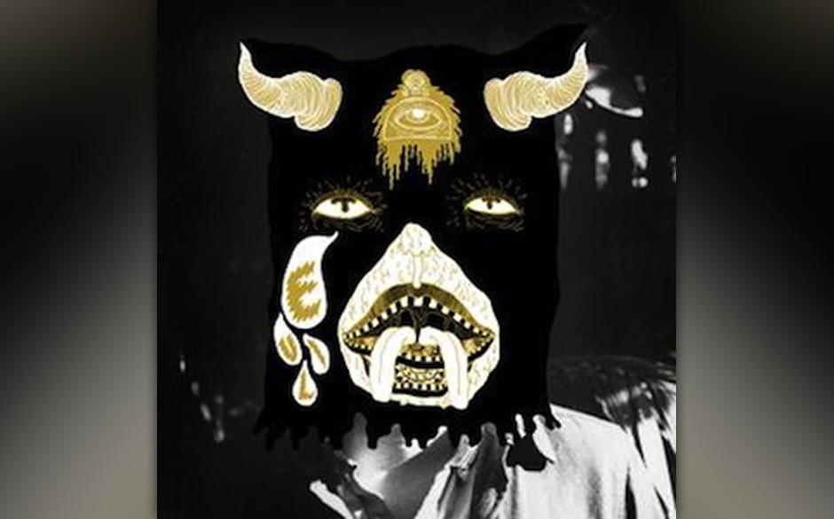 Album-Cover von 'Evil Friends'