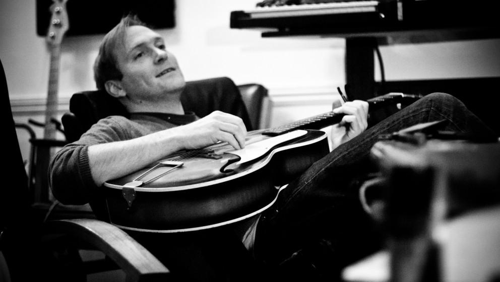 Allein, allein: Thees Uhlmann, 2013 mit neuem Soloalbum wieder auf Tour. Tomte gibt es vielleicht nicht mehr. Vielleicht aber