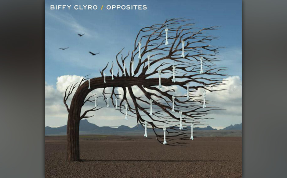Platz 6: Biffy Clyro - Opposites