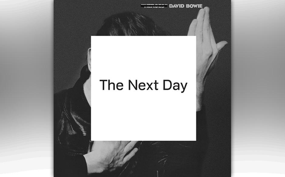 Platz 3: David Bowie - The Next Day