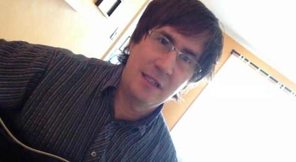 John Darnielle in seinem Home-Video
