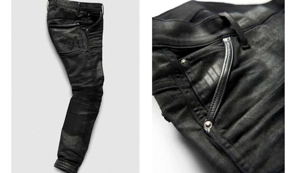 Schöne Details im neuen G-Star Model 'Illwood'