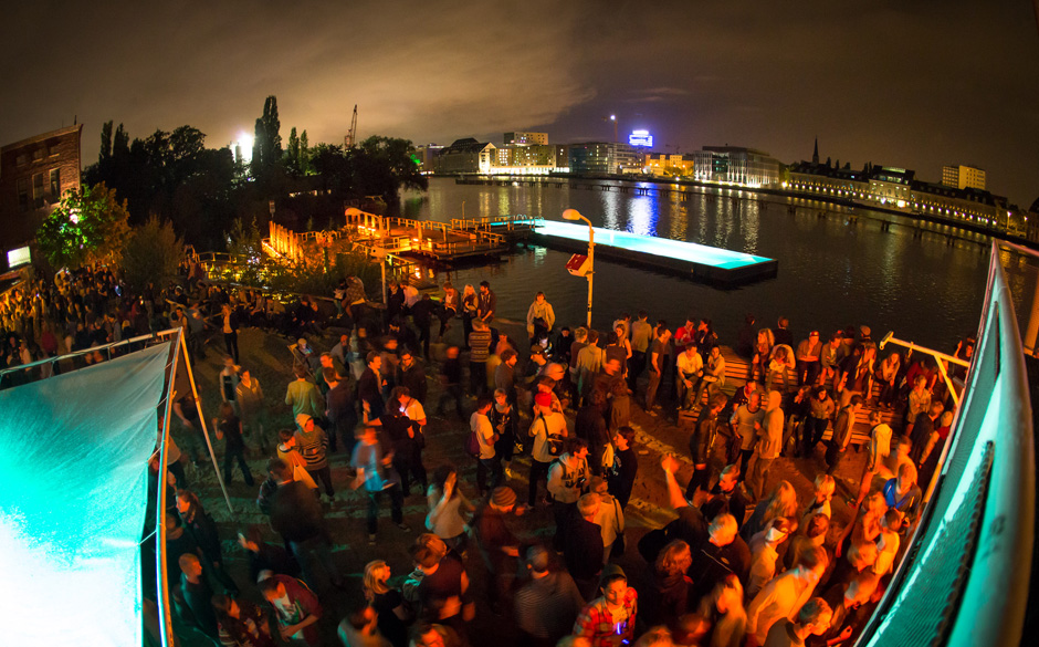 Berlin Festival 2012 - Freitag 7.9.2012 - Club XBerg