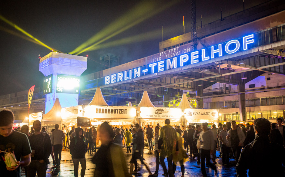Berlin Festival 2012 - Freitag 7.9.2012