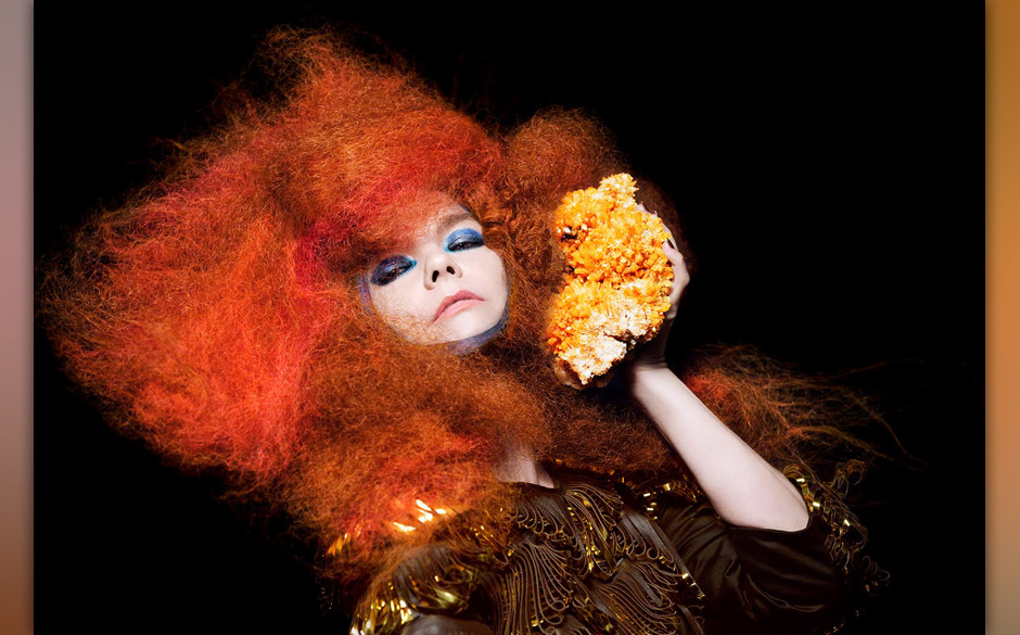 Live auf dem Berlin Festival 2013: Björk