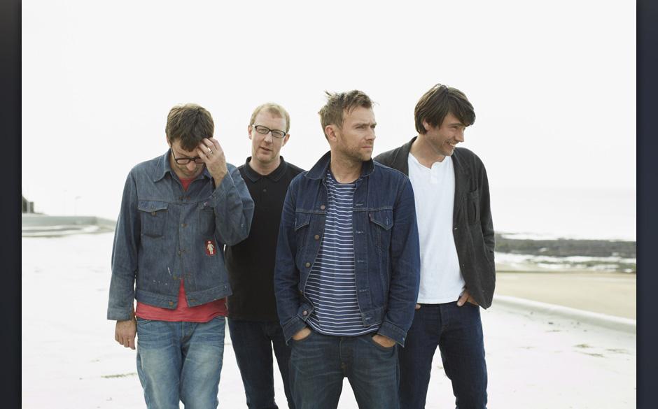 Live auf dem Berlin Festival 2013: Blur