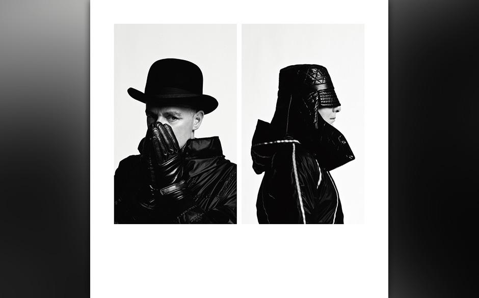 Live auf dem Berlin Festival 2013: Pet Shop Boys