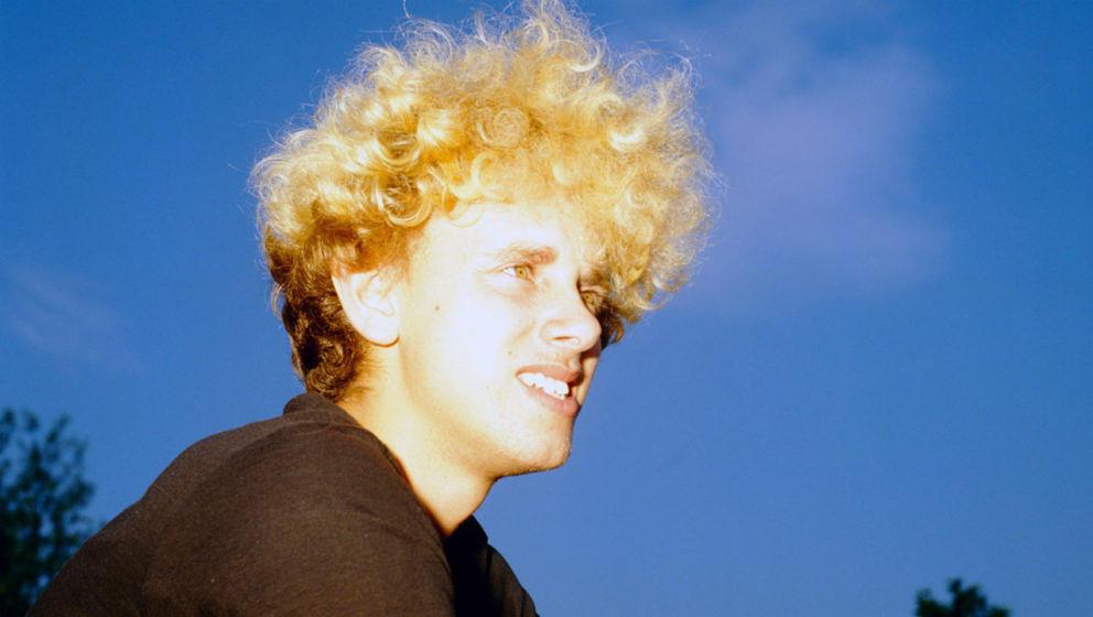 Martin Gore in jungen Jahren