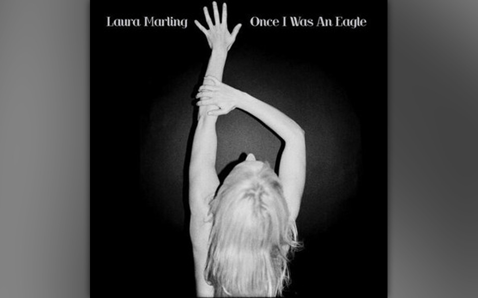 Laura Marling - ONCE I WAS AN EAGLE, das Artwork
