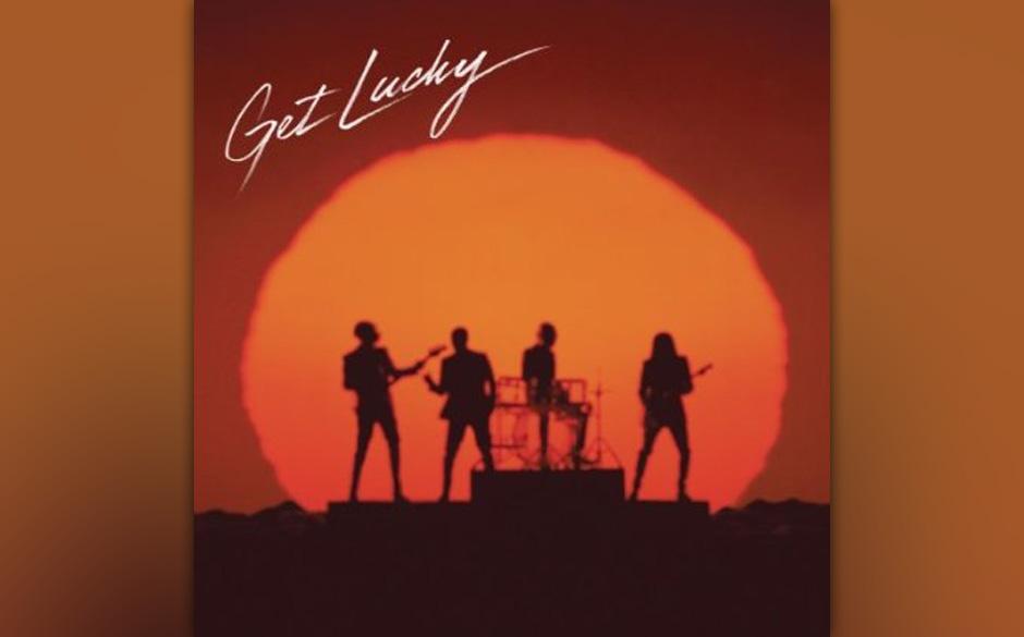 Das Cover der Single 'Get Lucky'