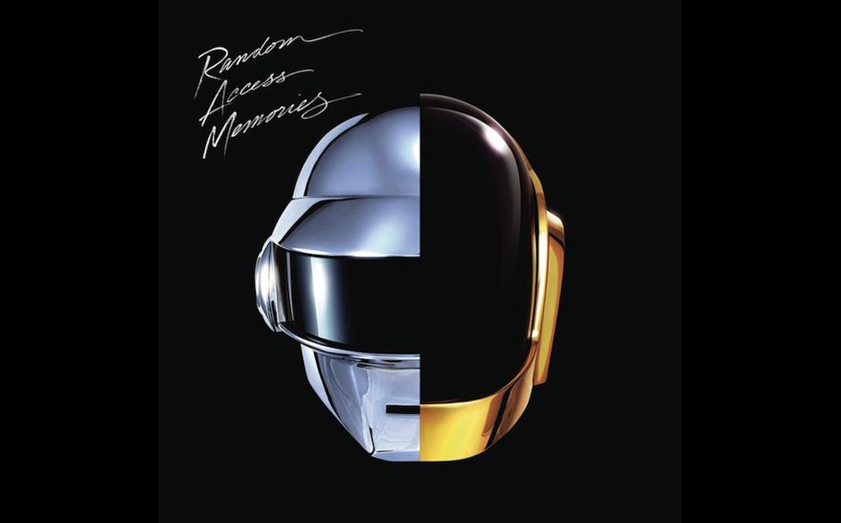 RANDOM ACCESS MEMORIES - das neue Album von Daft Punk