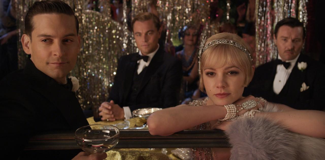 Filmszene aus 'The Great Gatsby'