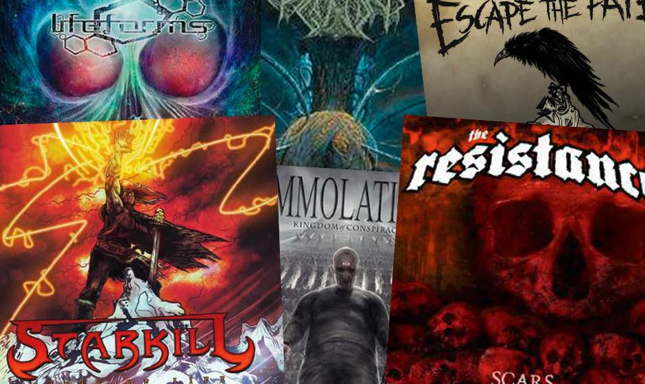 Die neuen Metal-Alben vom 10. Mai 2013