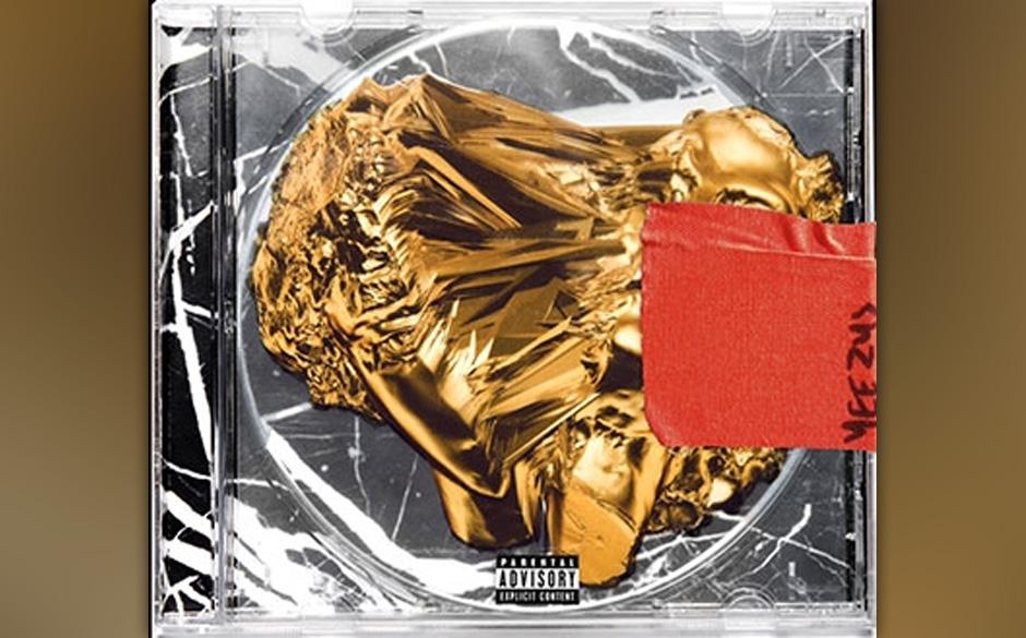 Kanye West - YEZZUS, das Album-Cover