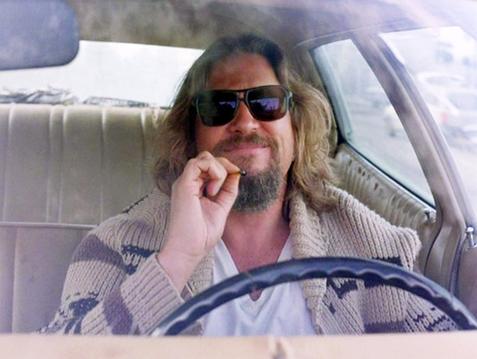 Lebte als Jeffrey Lebowski den Dudeism-Lifestyle: Jeff Bridges