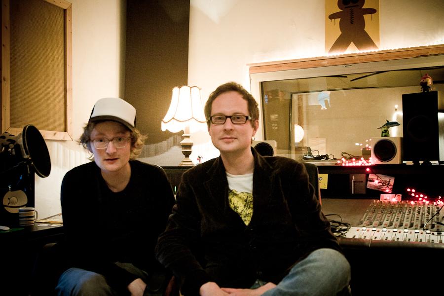 Links: Simon Frontzek. Rechts: Stephan Rehm.