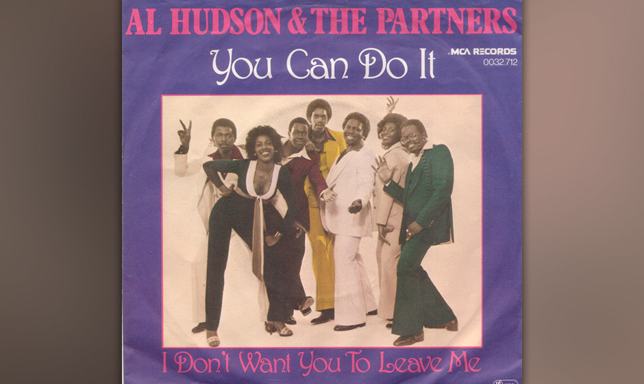 You Can Do It - Al Hudson & The Partners