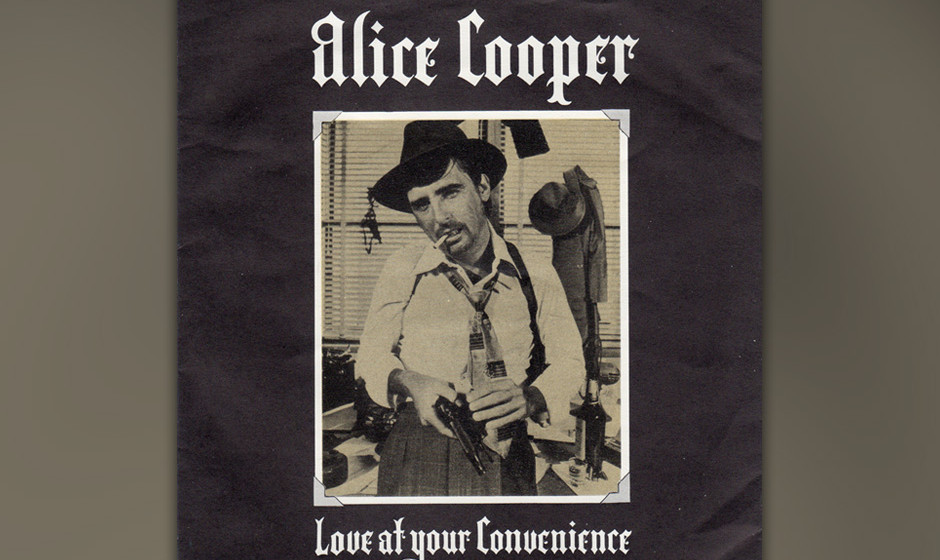 No More Love At Your Convenience - Alice Cooper