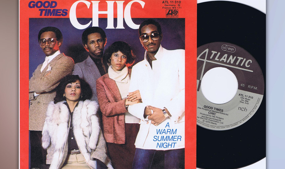 Good Times -Chic