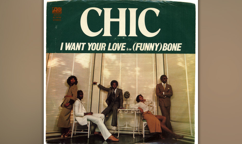 I Want Your Love - Chic