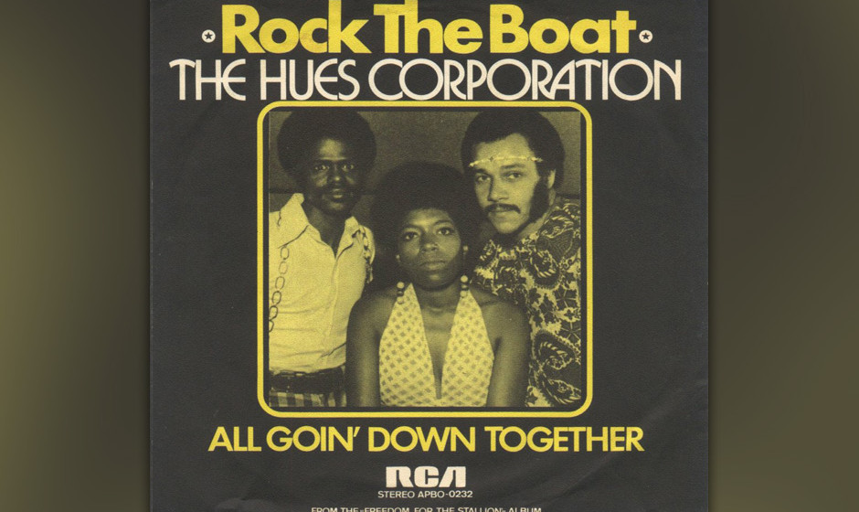 Rock The Boat	- Hues Corporation