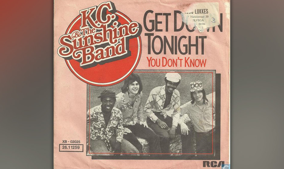 Get Down Tonight - KC And The Sunshine Band