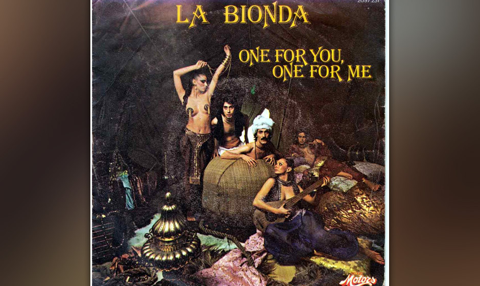 One For You, One For Me - La Bionda