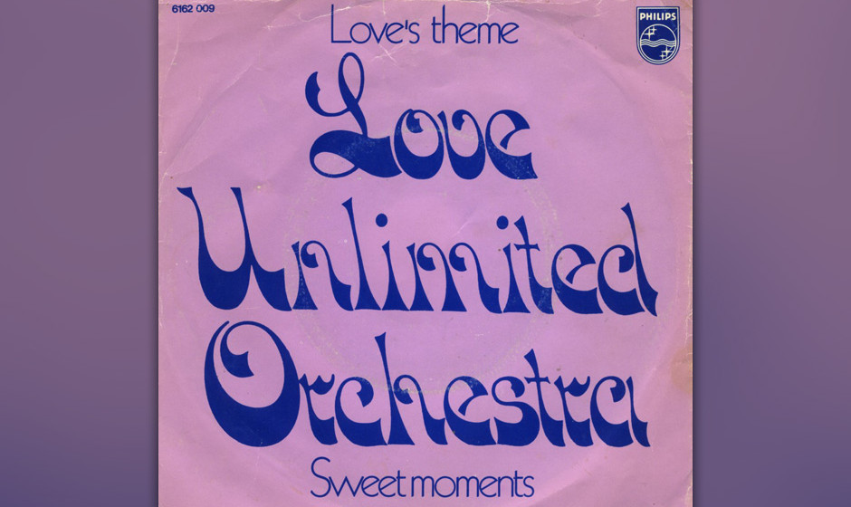 Love's Theme Love - Unlimited Orchestra