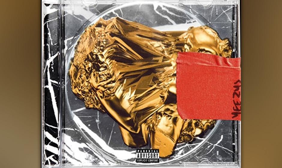 Kanye West - YEEZUS, das Album-Cover, das es doch nicht ist