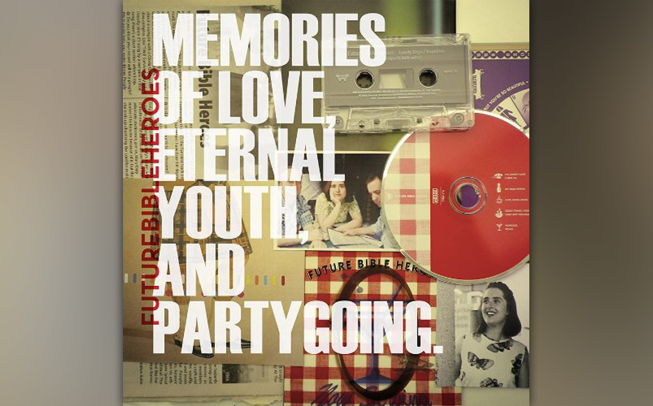 Future Bible Heroes - 'Memories Of Love, Eternal Youth And Partgoing' (Vinyl)