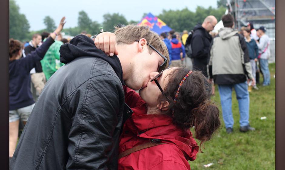 Da liegt Liebe in der Luft!
