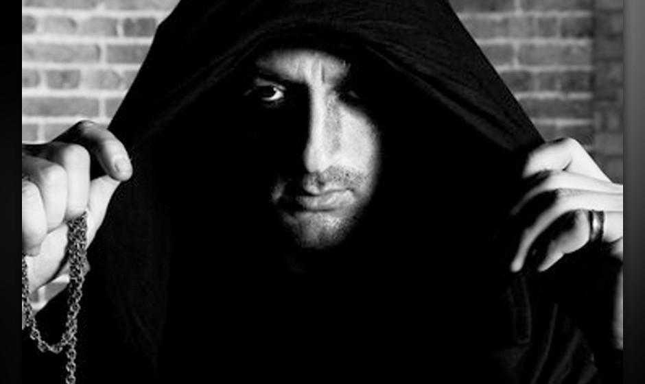 Live beim Melt!: Damian Lazarus