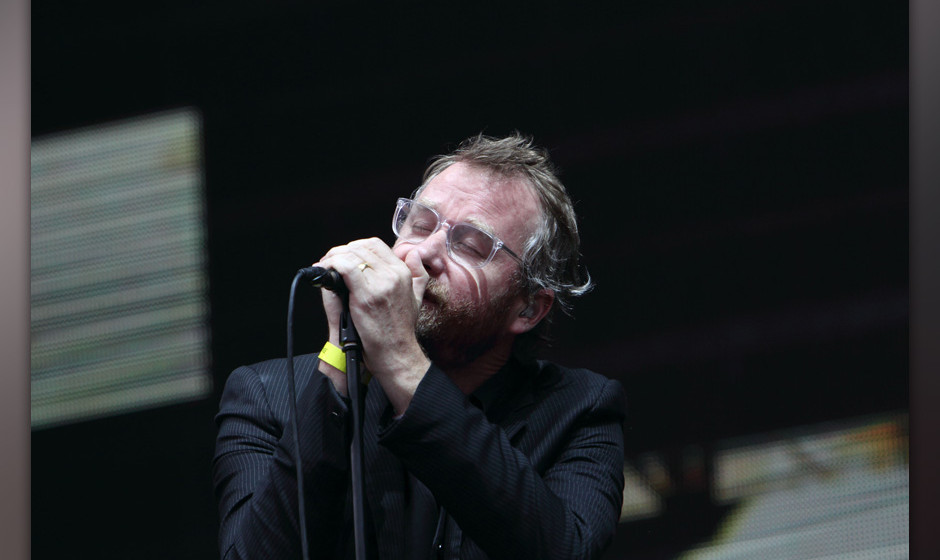 Live in Roskilde: The National